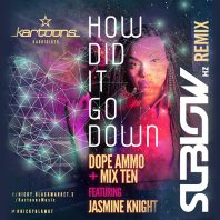 Sublow HZ joins Nicky Blackmarket's label Kartoons – Dope Ammo & Mix Ten featuring Jasmine Knight – How did it go down (remix)